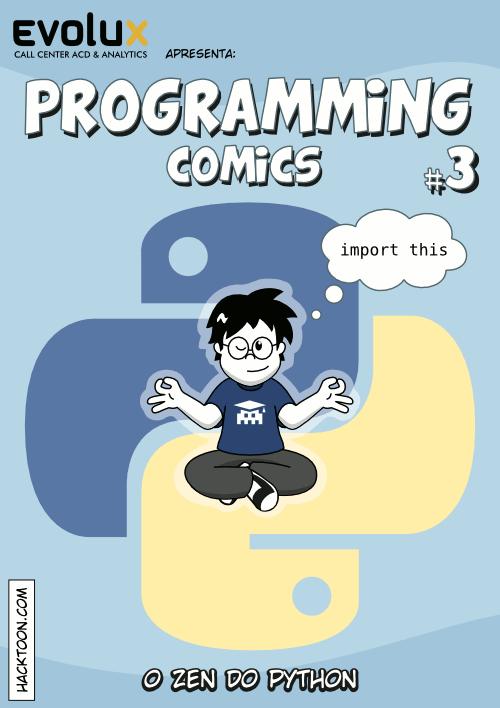 Programming Comics Cover